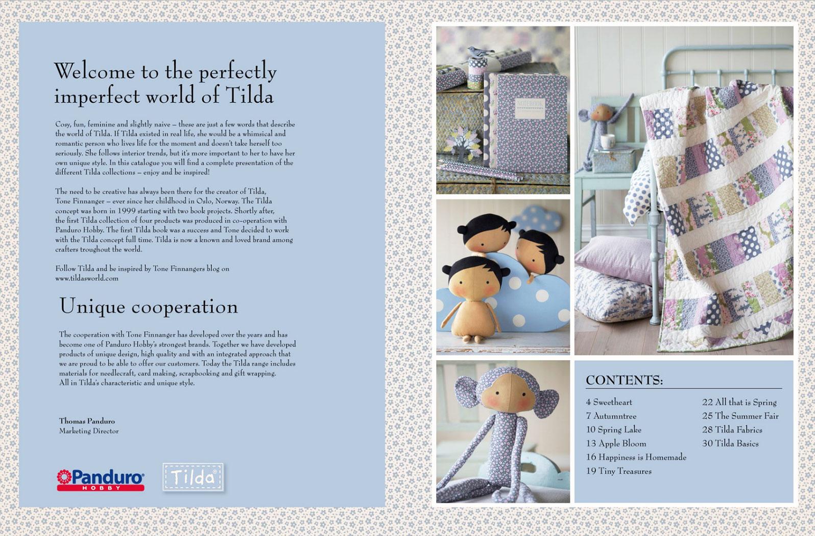 Tilda-catalogue