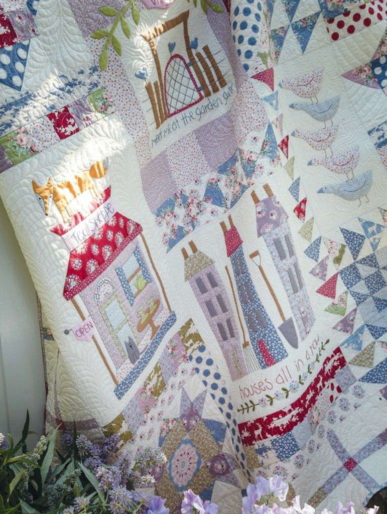 Cute Quilt Tildas World