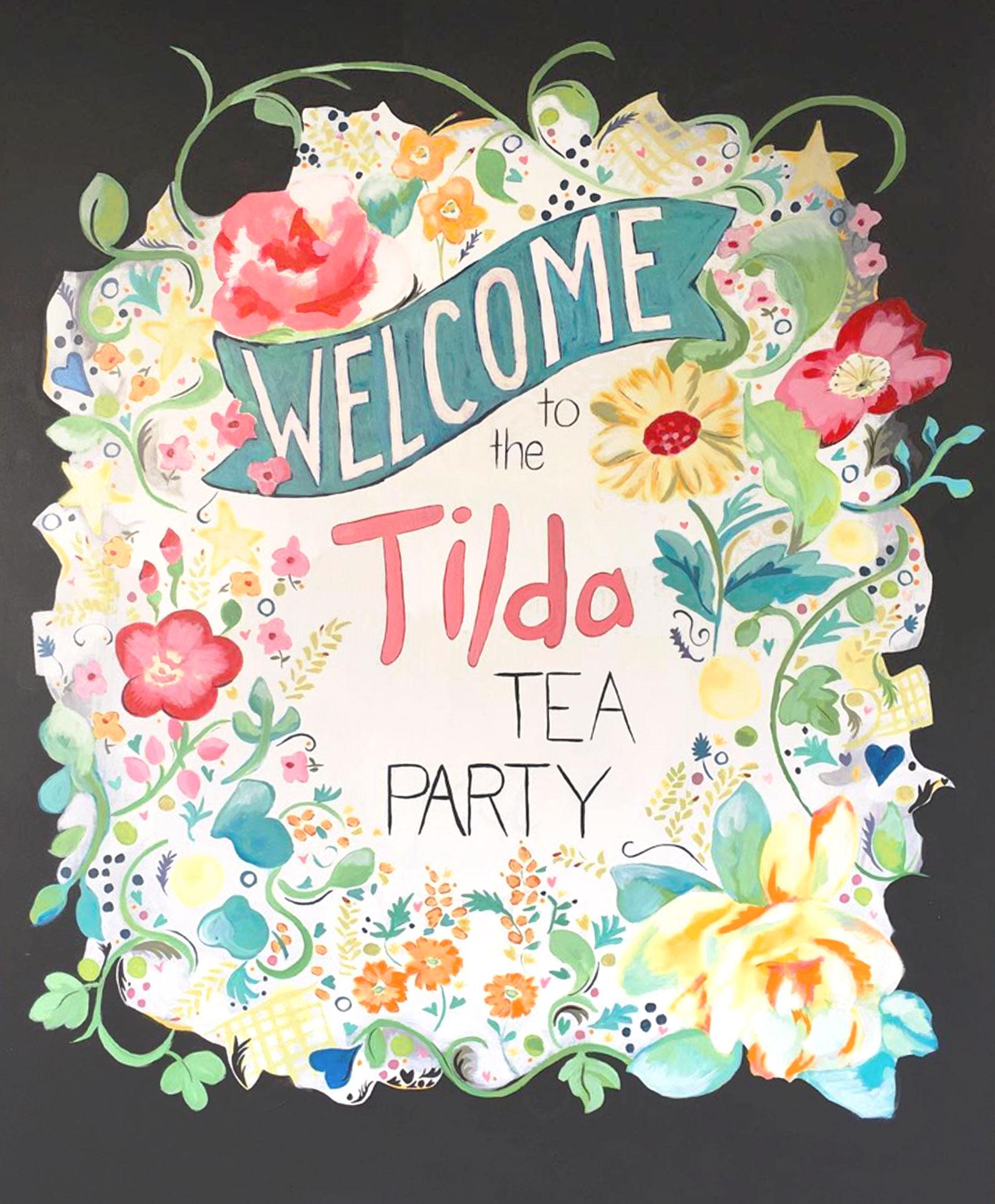 Tilda-Tea-Party