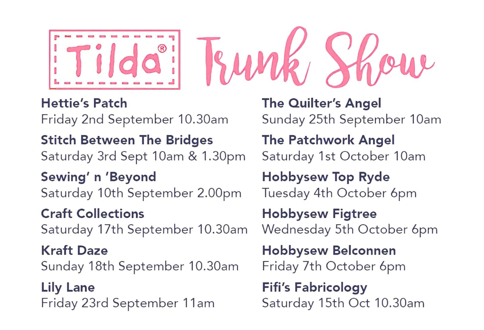 Tilda-Trunk-Show