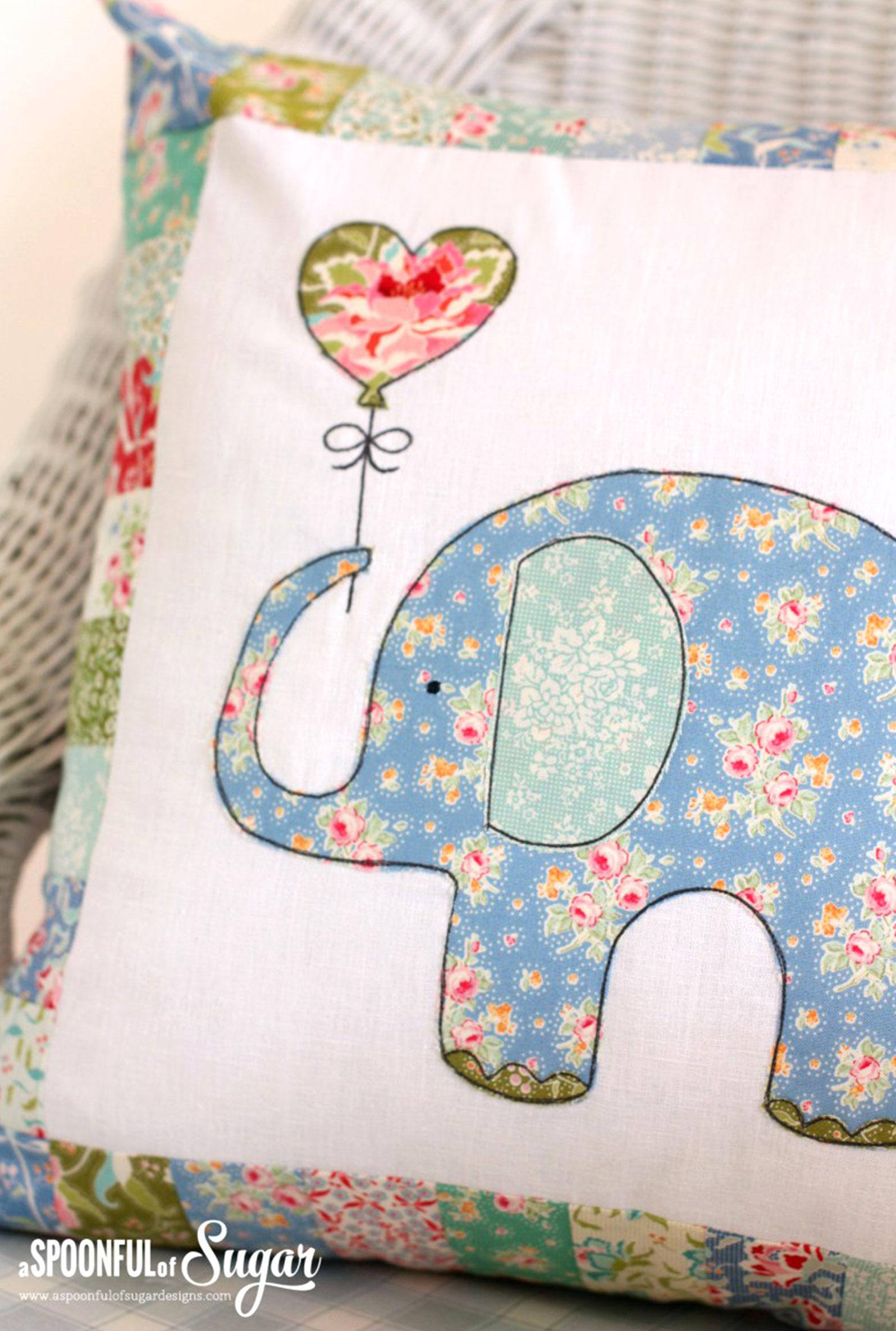 Elephant-Pillow