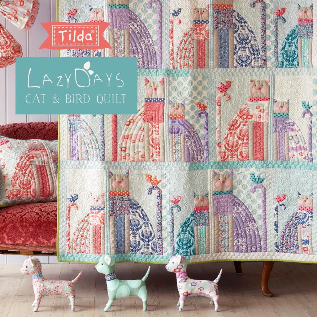 Free Patterns Tildas World