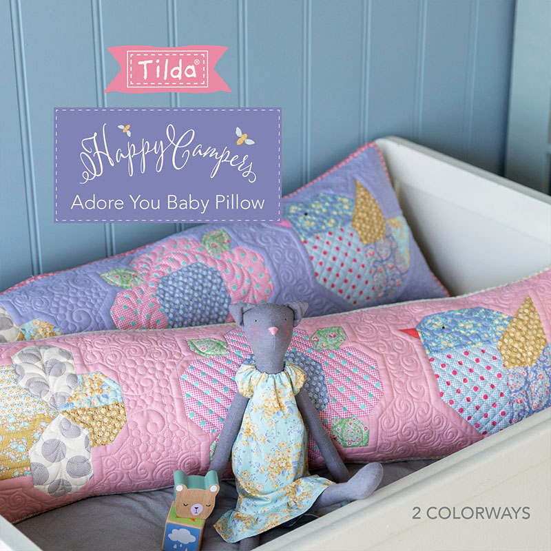 Adore You Baby Pillow