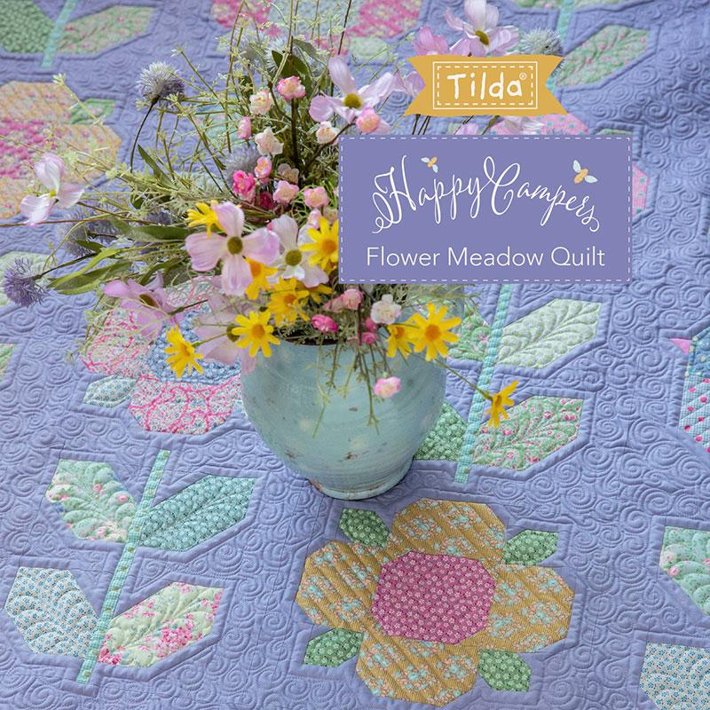 Flower Meadow Quilt