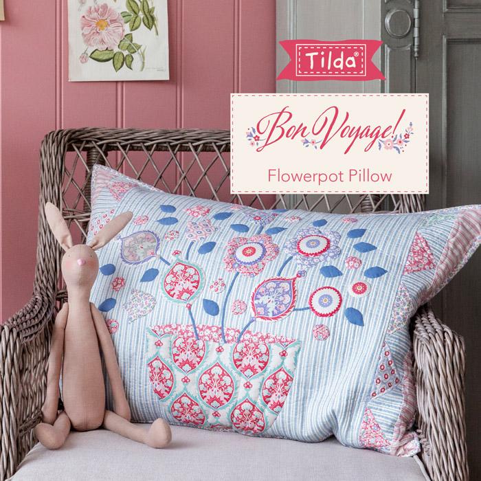 Flowerpot Pillow