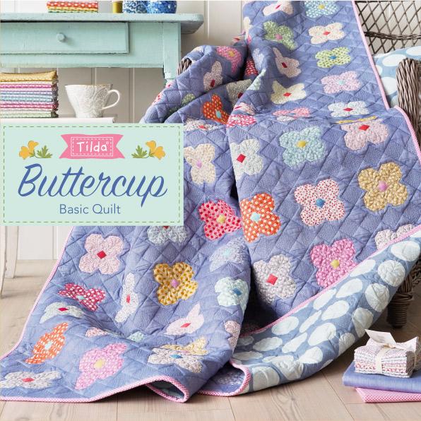 Buttercup Basic Quilt