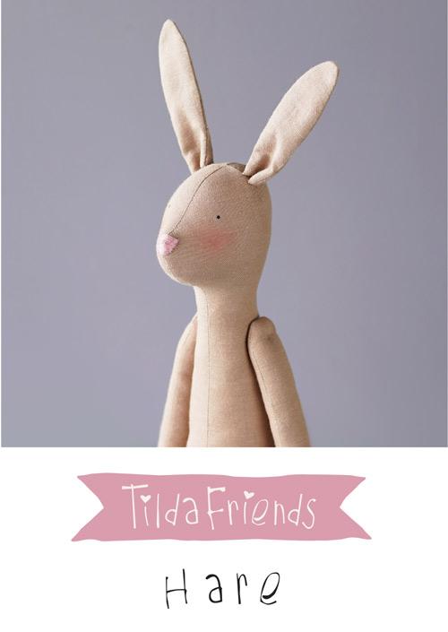 Tilda Friends HARE - Coniglio Tilda