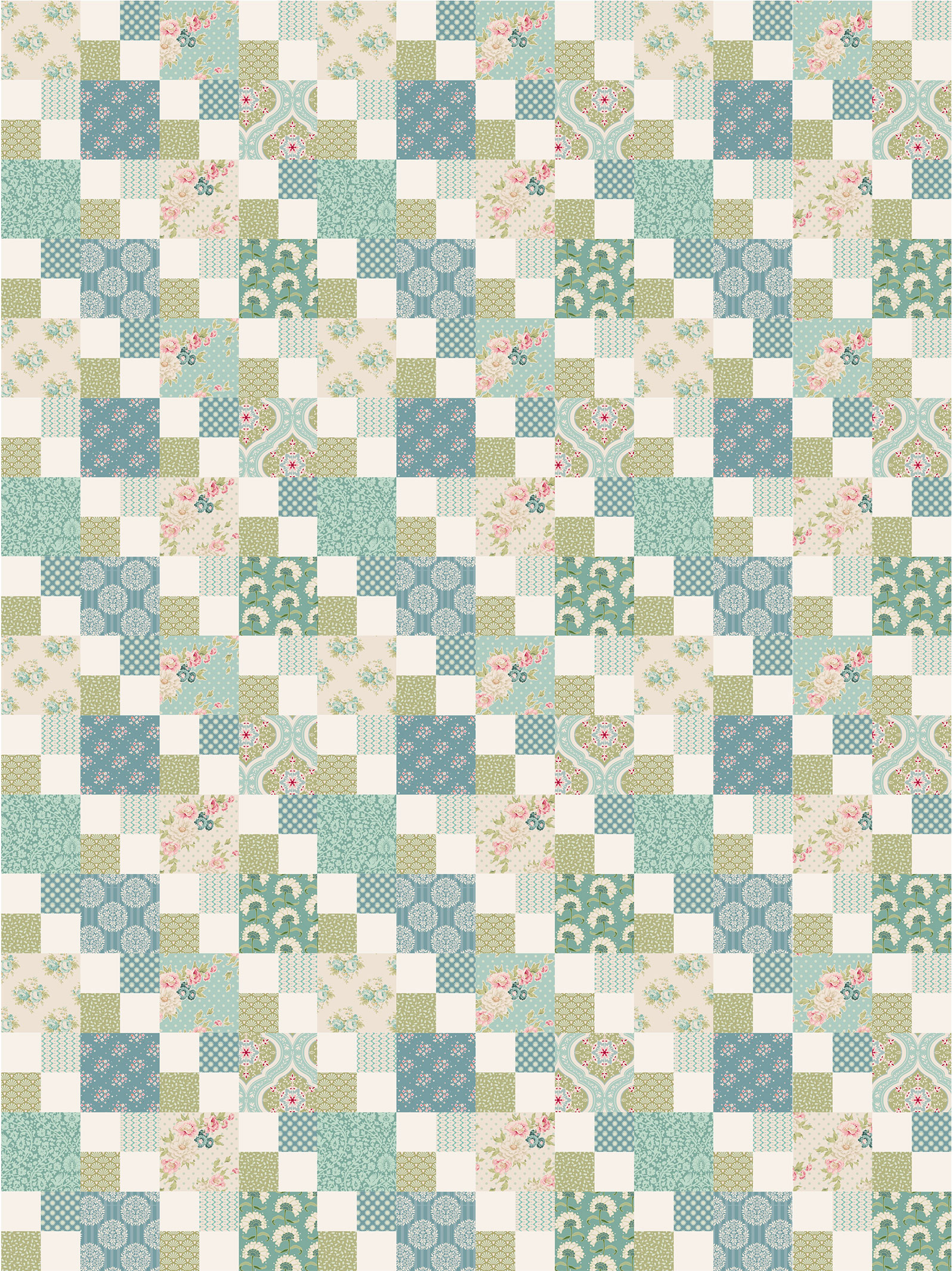 Free Quilting Patterns For Spring : 1000+ images about Tilda-ting on Pinterest Happiness Is, Dolls and World