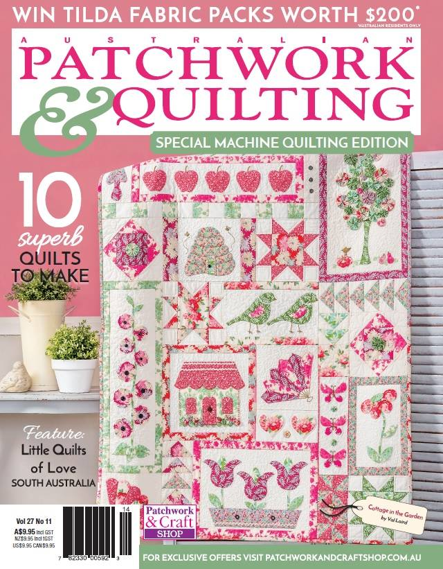 garden quilt. If You Don\u0027t Have Access To The Australian Magazine Scene, Val Plans Put Quilt In Her Craftsy Store A Couple Of Months. Garden H