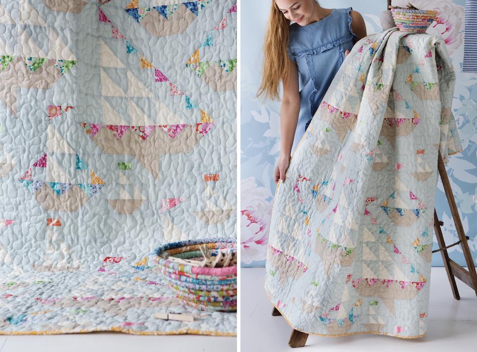 Fabric Tildas World